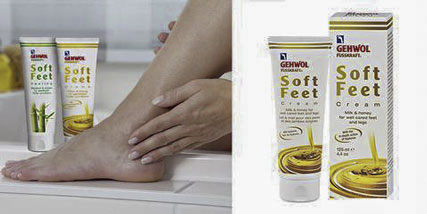 Gehwol Soft Feet Cream at Bella Reina Spa