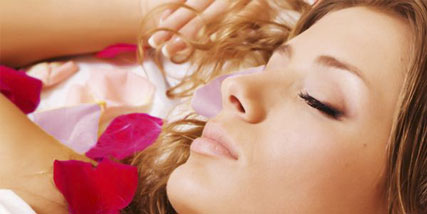 does aromatherapy work for sleep at Bella Reina Spa