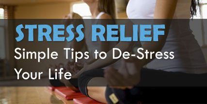 tips to de-stress your life at Bella Reina Spa