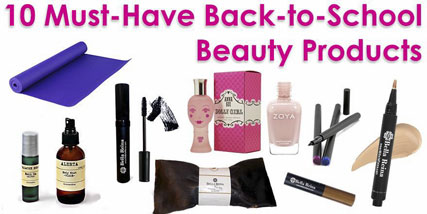 must have beauty products for back to school