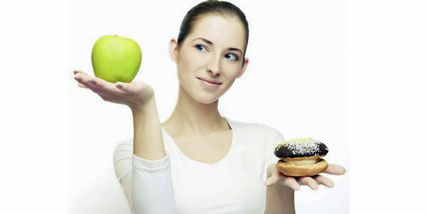 Alkaline diet for acne at Bella Reina Spa