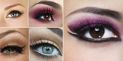 Super popular eyeliner styles at Bella Reina Spa