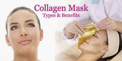 Collagen Masks at Bella Reina Spa