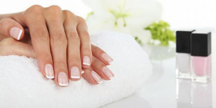 how to make your nails stronger at Bella Reina Spa