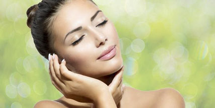 smooth skin at Bella Reina Spa