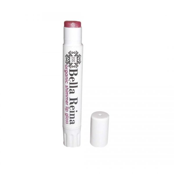 Organic Lip Gloss (pink Shimmer)