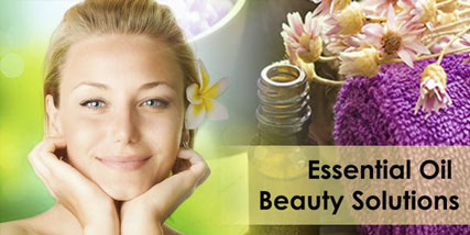 Essential Oils at Bella Reina Spa
