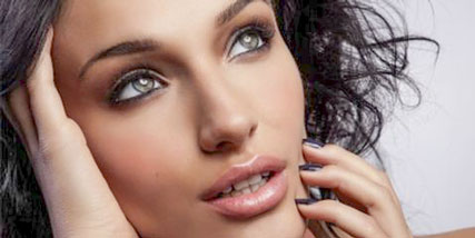 Natural eye makeup tips at Bella Reina Spa