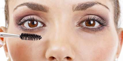 Hypoallergenic Mascara at Bella Reina Spa