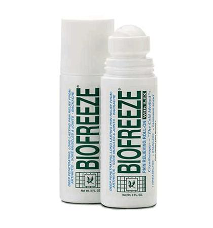 BioFreeze Cold Therapy Pain Relief Roll-On (3oz)