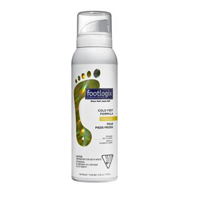 Footlogix® 4 Cold Feet Formula Mousse (4.2oz)