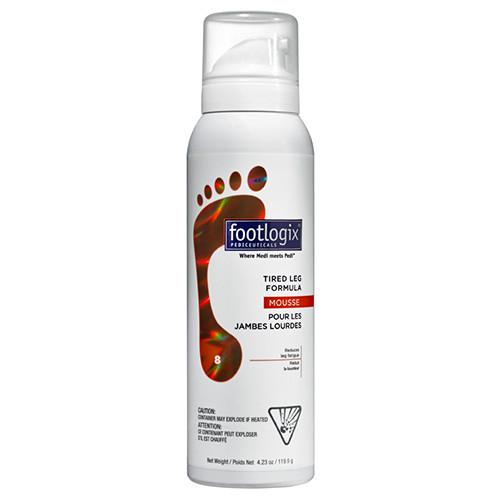 Footlogix® 8 Tired Leg Formula Mousse (4.2oz)