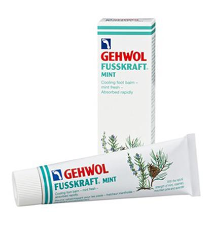 Gehwol FUSSKRAFT® Mint Foot Balm (2.5oz)
