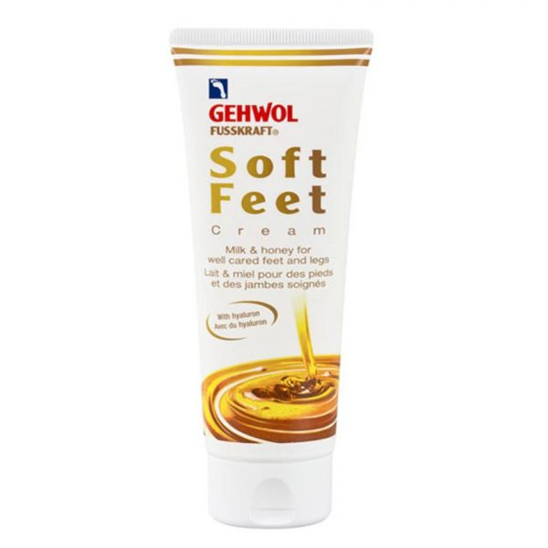 Gehwol FUSSKRAFT® Soft Feet and Leg Cream (4.4oz)