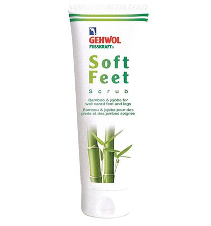 Gehwol FUSSKRAFT® Soft Feet and Leg Scrub (4.4oz)