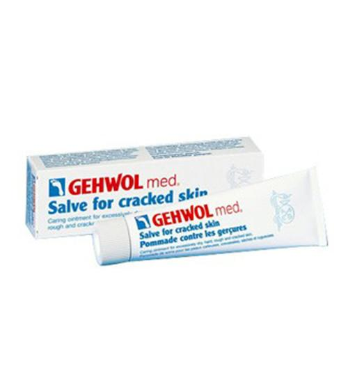 Gehwol Med Foot Salve For Cracked Skin (2.6oz)