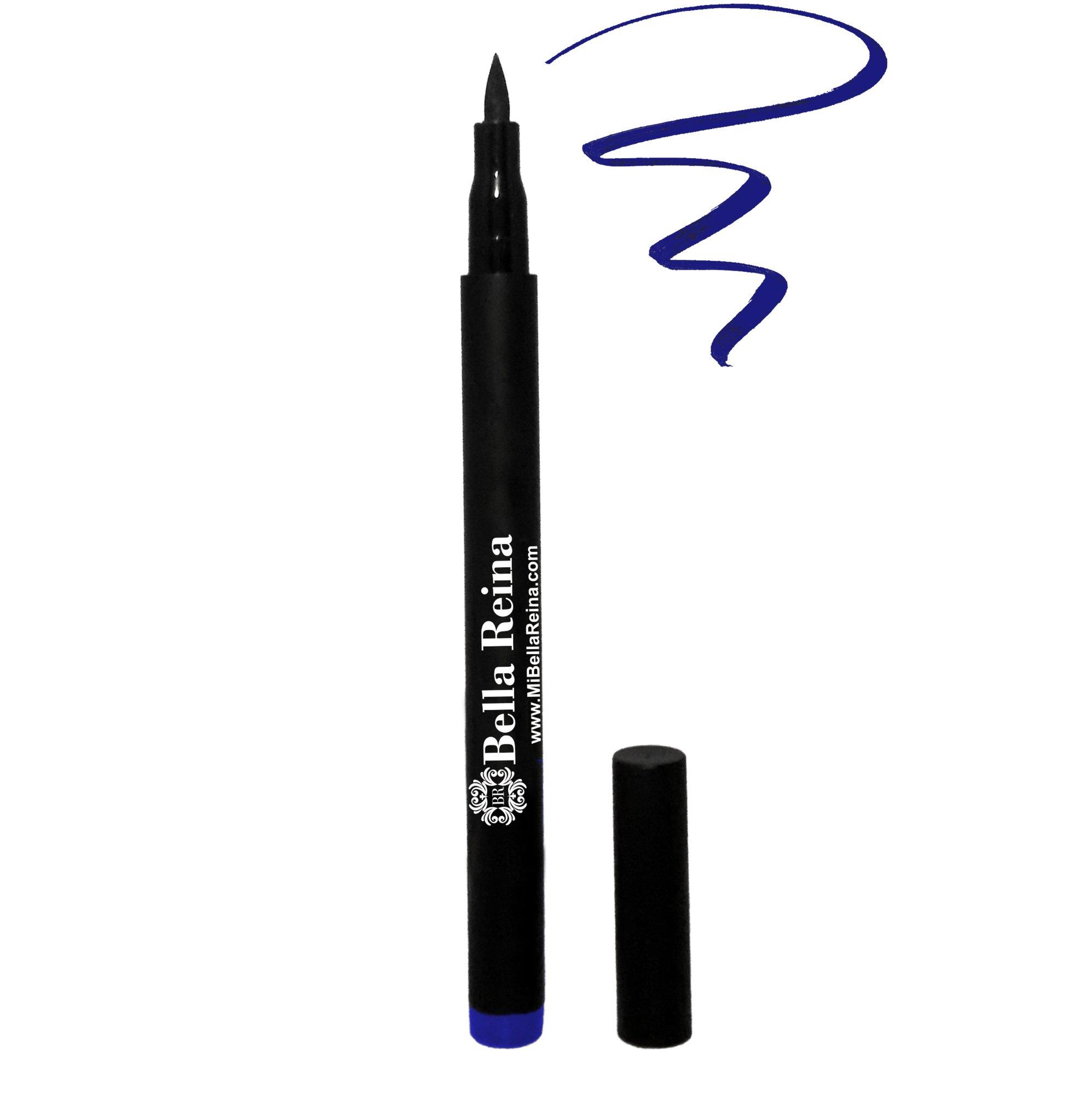liquid eyeliner pen felt tip eyeliner waterproof bella reina. Black Bedroom Furniture Sets. Home Design Ideas