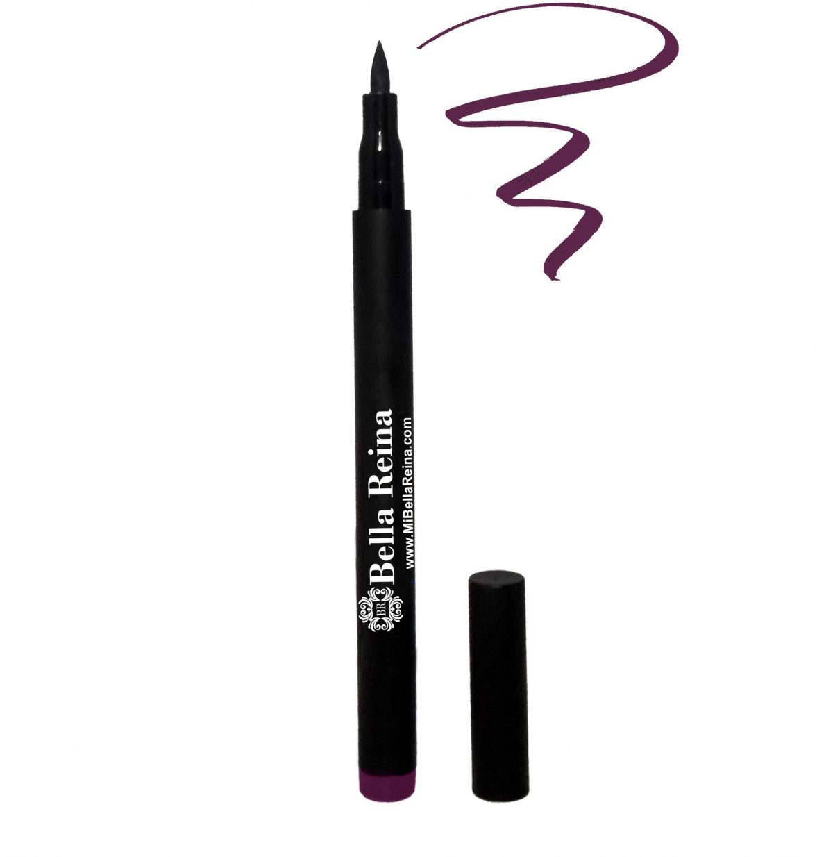 Waterproof Eyeliner Felt Tip Pen - by Bella Reina