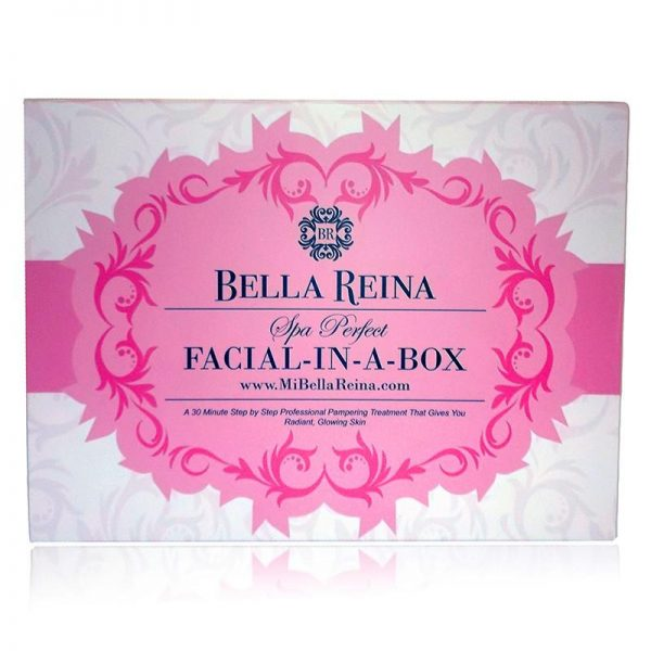 Bella Reina Spa Perfect Facial in a Box