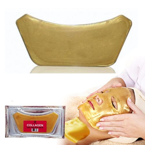 Nancy Reagan 24K Gold Collagen Neck Mask