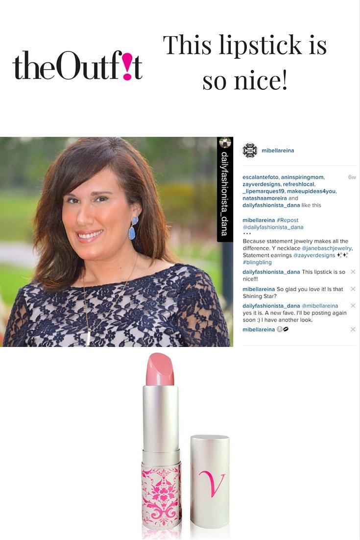 Bella Reina Vegan Lipstick - Vegan Makeup Products - Gluten-Free & Paraben-Free