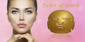 Collagen face masks at Bella Reina Spa