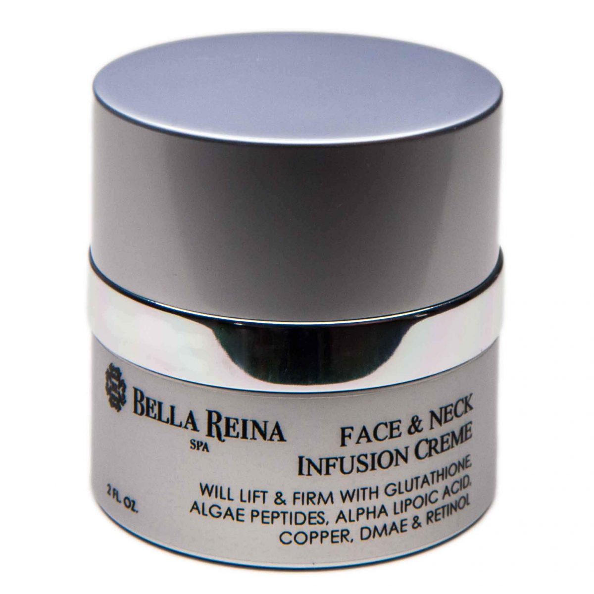 Bella Reina Skincare Face & Neck Anti-aging Infusion Crème Moisturizer (2oz)