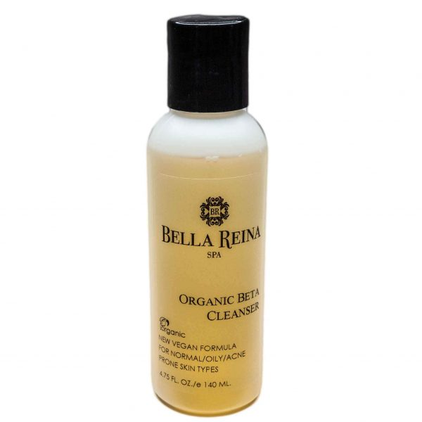 Bella Reina Skincare Organic Beta Facial Cleanser (4.75oz)