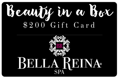 Beauty in a Box $200 Bella Reina Gift Card
